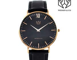 #630 for New logo for British luxury watch brand by crystalrider