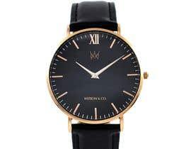 #765 New logo for British luxury watch brand részére mamunlogo által