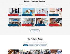 #4 for Website redesign 3 pages PSD only af webidea12
