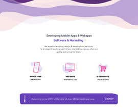#5 for Website redesign 3 pages PSD only by anarchistmaxx