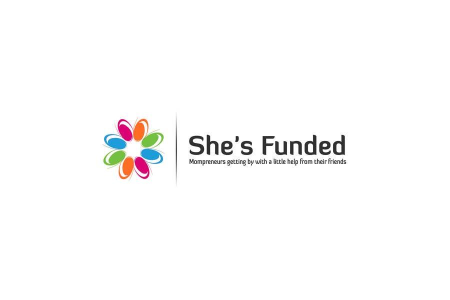 Inscrição nº 240 do Concurso para Logo Design for She's Funded