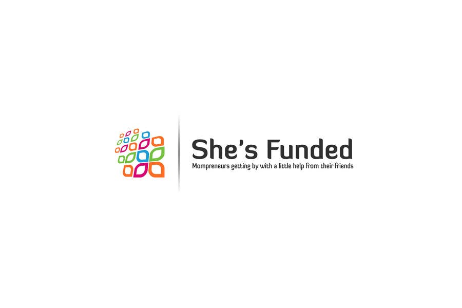 Inscrição nº 179 do Concurso para Logo Design for She's Funded