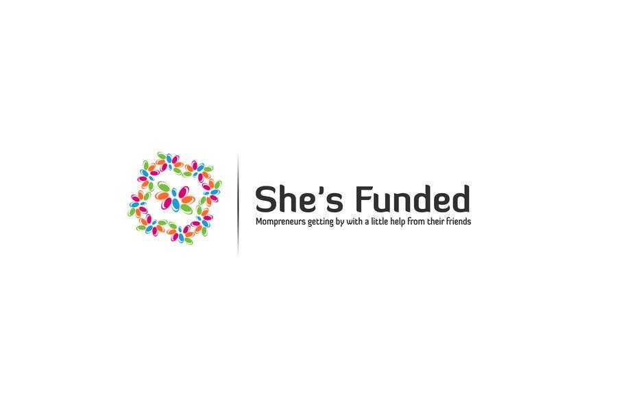 Kilpailutyö #242 kilpailussa Logo Design for She's Funded