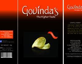 sanjushakya42s tarafından design a snacks packet için no 8