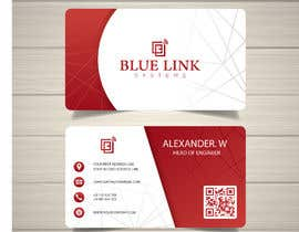 nº 517 pour logo for a firm named Blue Link Systems par akashsarker23