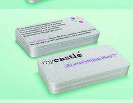 #17 for ## INSERT CARD DESIGN ## Guaranteed by majedul96