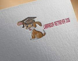 #5 für Logo design - Cartoon Dog Drawing logo von leonrahman9