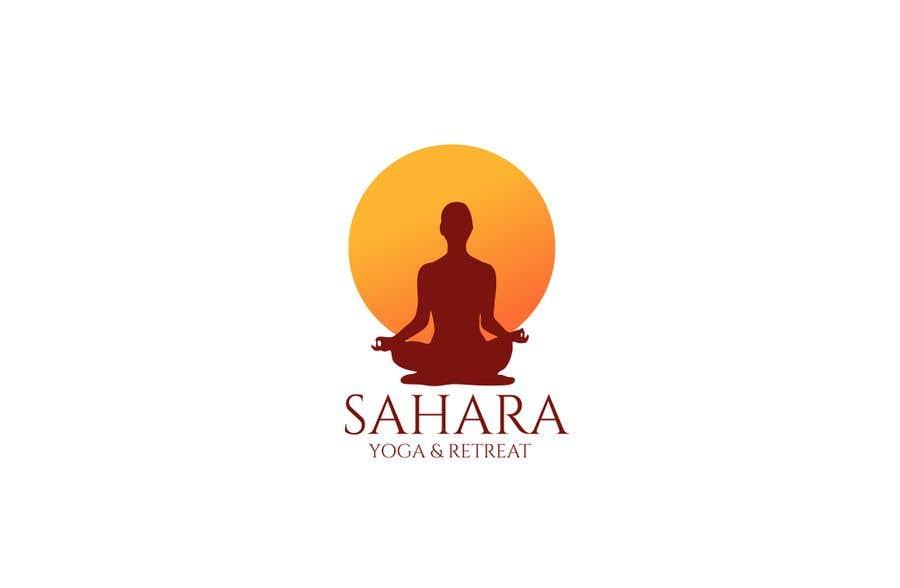 Participación en el concurso Nro.116 para Design a Logo for Yoga-Trips into the desert