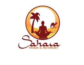 #111 Design a Logo for Yoga-Trips into the desert részére NatachaHoskins által