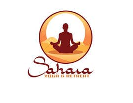 #184 para Design a Logo for Yoga-Trips into the desert de NatachaHoskins