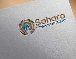 #76 dla Design a Logo for Yoga-Trips into the desert przez designguru3222