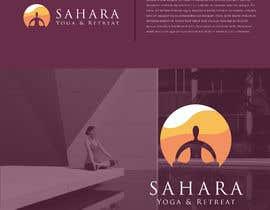#216 para Design a Logo for Yoga-Trips into the desert de mohammediqbalb