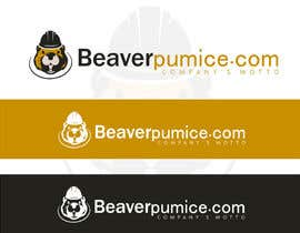 #83 for Logo Beaver Pumice - Custom beaver logo by jarreth