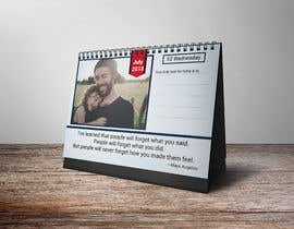 #20 for Design 30 Day Desk Calender QUOTES by Imrankhanbd777