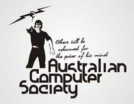 #1 for T-shirt Design for Australian Computer Society by dyv