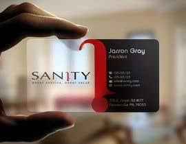"""Nro 22 kilpailuun Design a Loyalty Card for """"Sanity"""" käyttäjältä smshahinhossen"""