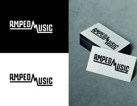 "salvosapi tarafından Create a logo for ""Amped Music"" için no 88"