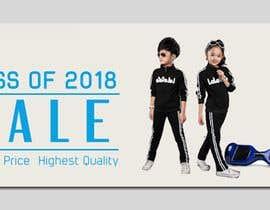 Mhasan626297 tarafından Class of 2018 Sale Banner için no 124