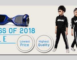 Mhasan626297 tarafından Class of 2018 Sale Banner için no 128