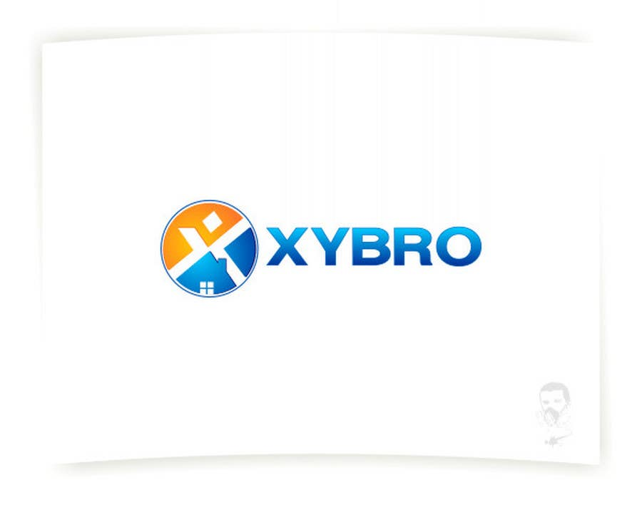 #40 for Logo Design for XYBRO by psychoxtreme