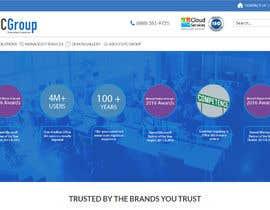 Číslo 38 pro uživatele Improve design of section to Website page od uživatele esmeraldaalonso