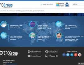 Číslo 48 pro uživatele Improve design of section to Website page od uživatele Manik012