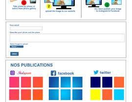 Nro 4 kilpailuun PSD - Mockup / Social Sharing käyttäjältä aisyahart86