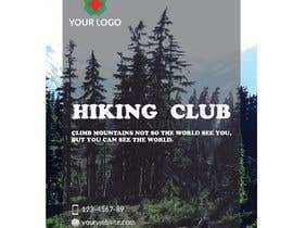 #16 for Flyer for Hiking Club by Ahmedrezasuman