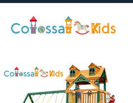 #37 for Logo Design:    Colossal Kids by Abhiroy470