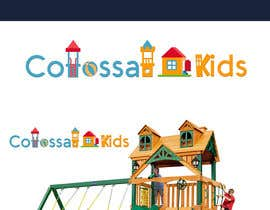 #45 for Logo Design:    Colossal Kids by Abhiroy470