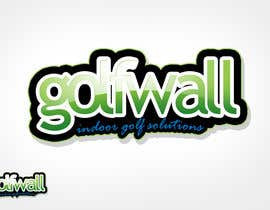 #3 para Logo Design for Courtwall-Golfwall International, Switzerland por rogeliobello