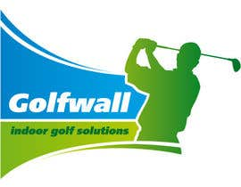 #22 para Logo Design for Courtwall-Golfwall International, Switzerland por Vlad35563