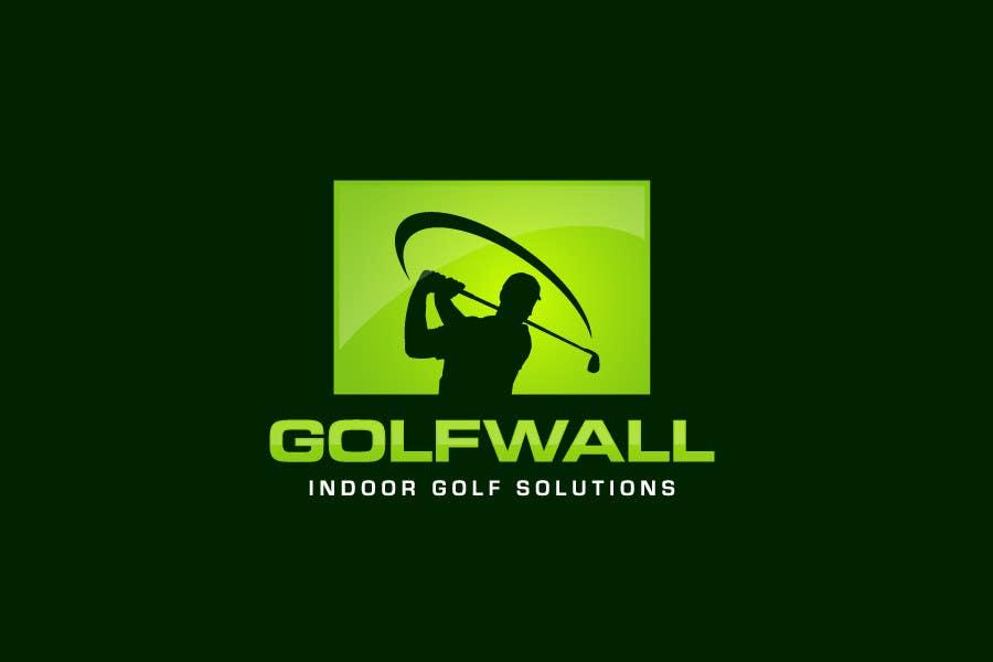 Penyertaan Peraduan #11 untuk Logo Design for Courtwall-Golfwall International, Switzerland