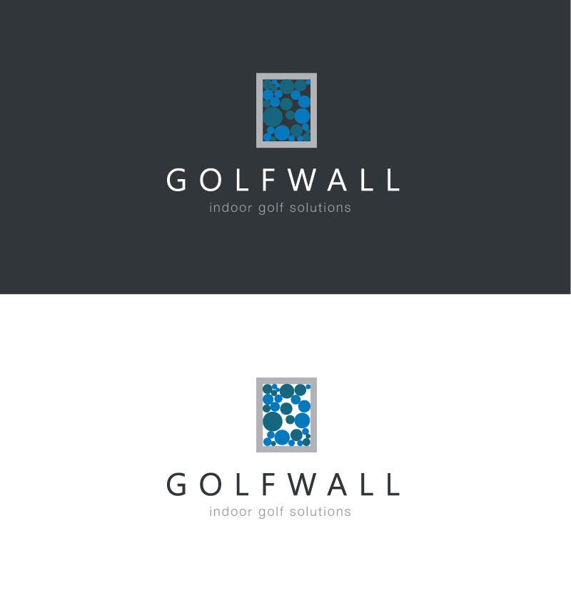 Inscrição nº 4 do Concurso para Logo Design for Courtwall-Golfwall International, Switzerland