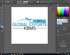 #87 for logo design for Export company by mdnayeem422