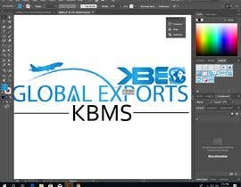 #88 for logo design for Export company by mdnayeem422