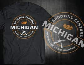 #47 for Michigan Shooting Centers T-Shirt Design Contest! af Ratulakash
