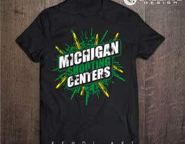 #102 for Michigan Shooting Centers T-Shirt Design Contest! af reyryu19