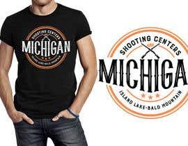 #84 for Michigan Shooting Centers T-Shirt Design Contest! af joney2428