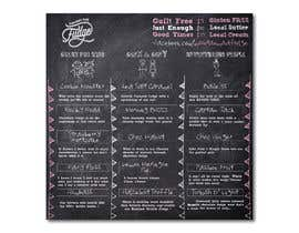 #50 untuk Fun Infographic Style Menu for Fudge Store oleh creativefolders