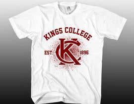 #3 untuk American College Style Clothing Design oleh GDProfessional