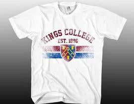 #6 untuk American College Style Clothing Design oleh GDProfessional