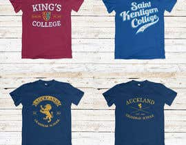 #35 untuk American College Style Clothing Design oleh kchrobak