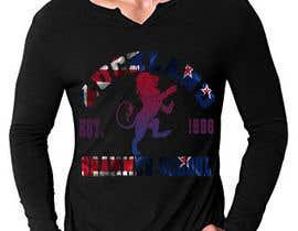 #27 untuk American College Style Clothing Design oleh Jkhan230