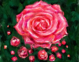 #22 for Draw different roses by DorottyaAbigel