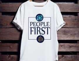 "#19 for Design a t-shirt for an event for ""People First"" conference in Berlin by priyapatel389"