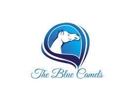 #9 for Blue Camels Logo af Xikk