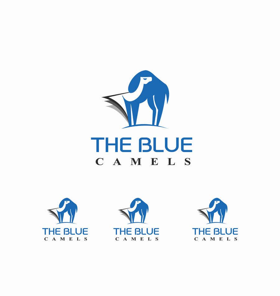 Konkurrenceindlæg #19 for Blue Camels Logo