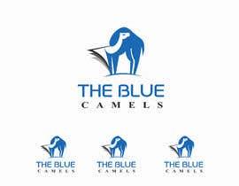 #19 untuk Blue Camels Logo oleh AVILASA129