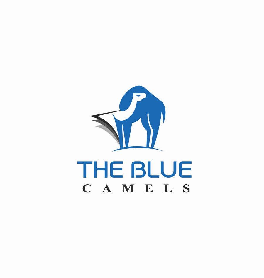 Konkurrenceindlæg #20 for Blue Camels Logo